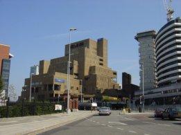 Эко-здание Capital Building в Ливерпуле (Royal Sun Alliance Building). Фото: Сью Адар (Sue Adair)