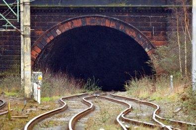 Туннель Виктория-Ватерлоо. Фото: Sefdik